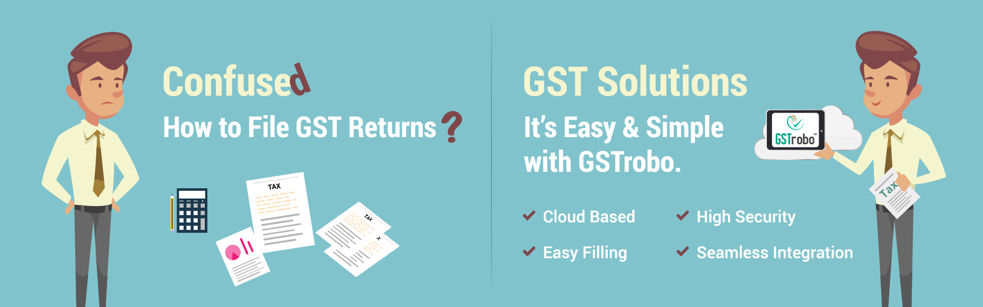 GSTrobo: GSTR Solution | Best GST Software | API | E-Way Bill